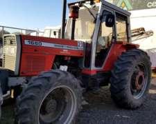 Ref. 23 - Tractor Massey Ferguson 1660