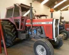 Tractor Massey Ferguson Mf 1195l Stp Año 1993