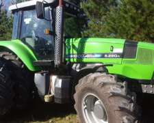 Deutz 6.220 2015 Unico 2600hrs