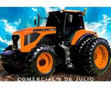 Tractor Doble Traccion Zanello - YTO 4240