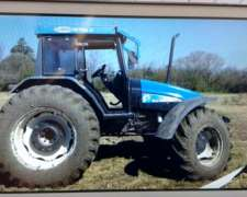 Tractor New Holland TL 95/4 Exitus, 2009