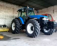 Tractor New Holland, TM 150 Impecable
