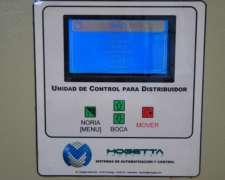 Control Automático para Distribuidores de Plantas de Silos
