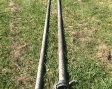 Caños de Riego - Perrot 89 y 70 MM - Tramos de 6 Mts