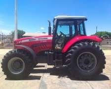 Tractor Massey Ferguson 7180 ANO 2013 COM 2891 Hs Originais.
