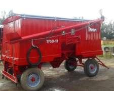 Tolva Ombu Tfso 13 M3 para Semilla y Fertilizante.