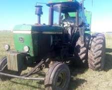 Tractor Jhon Deer Modelo 4730