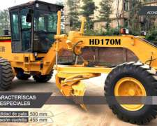 Motoniveladora Michigan Hd170m- Vende Servicampo Tandil