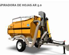 Aspiradora de Hojas Transportable Modelo AR 5.0 Ruly