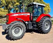 Tractor Massey Ferguon 7140, año 2013
