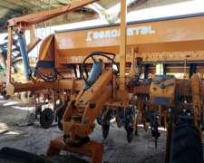 Sembradora Granos Finos Agrometal MXY 3321