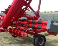 Extractora Cargadora de Granos Secos 220 Tn/hora