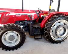 Massey Ferguson MF 4275 85 HP Traccion Simple 3 Puntos
