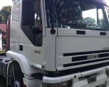 Camion Eurotrakker (techo Alto)