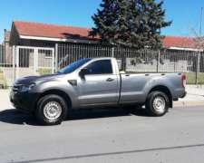 Ford Ranger 2.5 CS 4X2 XL. 2011. Nafta/gnc