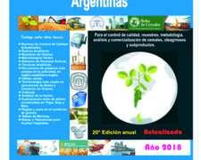 Libro Reglamentaciones Oficiales Argentinas 2018/19