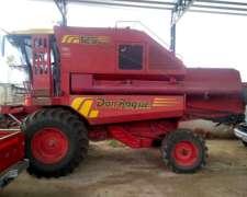 Cosechadora Don Roque Rv125e - Hidro - año 2000