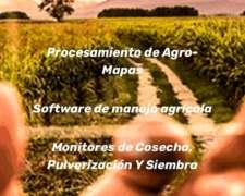 Cbmaps.com.ar Agricultura De Precisión Equipos Y Servicios