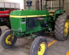 Tractor John Deere 3530 Año 1978