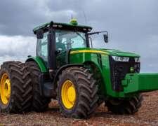 Tractor John Deere 8320r 0km