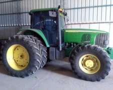 Liquido Exelente Tractor Jhon Deere 7515