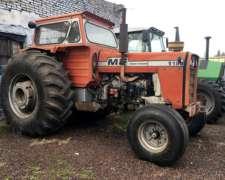 Massey Ferguson 1195, Año 1979, Cabina,rod 24-5-32