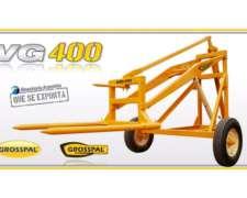 Elevador-transportador De Rollos Grosspal Vg 400