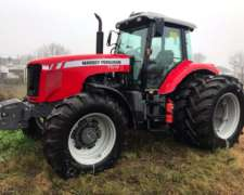 Tractor Massey Ferguson 7019 año 2016, 3500 HS.