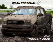 Ford Ranger Línea 2020 Plan Cosecha