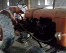 Tractor Someca 40 Motor con Hidraulico y Toma de Fuerza