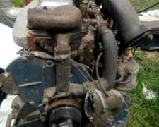 Motor Perkins 6 354 Reparado