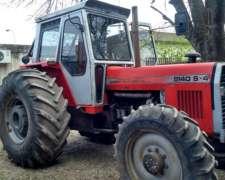 Tractor Massey Ferguson 5.140, año 1985