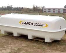 Tanque Cafito 10.000 RD en P.r.f.v.