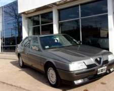 Alfa Romeo 164 2.0 TS T-spark año 1992, Excelente Calidad