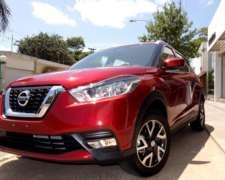 Nissan Kicks Sense 1.6 16v M/T 0km My2020. Super Cómoda