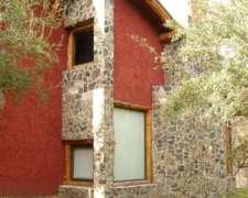 Casa Con Lote De 4500 M2 En Punta Serrana, Sobre El Río