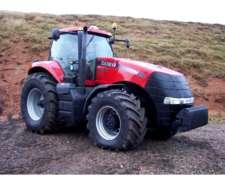 Tractor Case IH Magnum 290 en Totoras