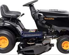 Mini Tractor Poulan 17,5 HP Cortacesped