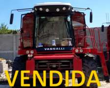Cosechadora Vassalli 1550 4X4