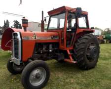 Tractor Massey 1195 con Cabina - muy Bueno