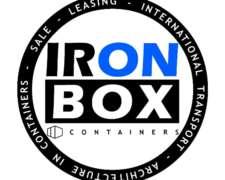 Vendemos Containers Maritimos Usados