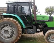 Tractor Agco Allis 6.110 Refrigerado por Aire con Cabina