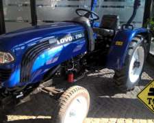 Tractor Lovol 250 4X4 28hp 0km Financiado Todo Vial