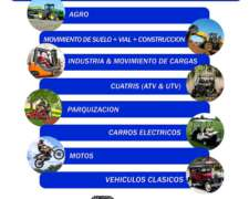 Cubierta 10.0/80-12 Implemento 10/80/12 Segadora Embolsadora