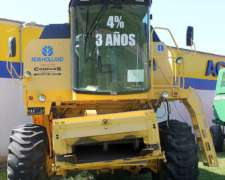 Cosechadora New Holland TC 57 - año 2005