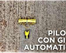 Piloto para Cosecha con Giro Automático en Cabecera