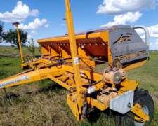 Sembradora De Granos Finos Y Arroz Agrometal Xz C/ Alfalfero