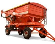 Tolva Semilla-fertilizante Ac14000-servicampo Tandil