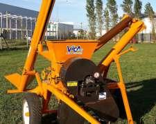 Quebradora/moledora de Granos Transportable 10 Tn/h