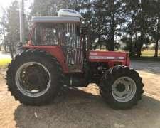 Tractor Massey Ferguson 292, año 2004, 3200 HS,110 HP
